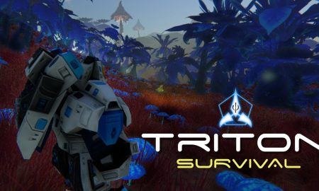 Triton Survival PC Version Full Game Free Download