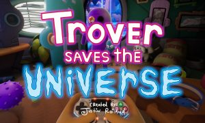 Trover Saves the Universe PC Full Version Free Download