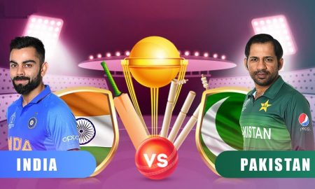 IND vs PAK Rohit Sharmas century rain-affected match India beat Pakistan by 89 runs
