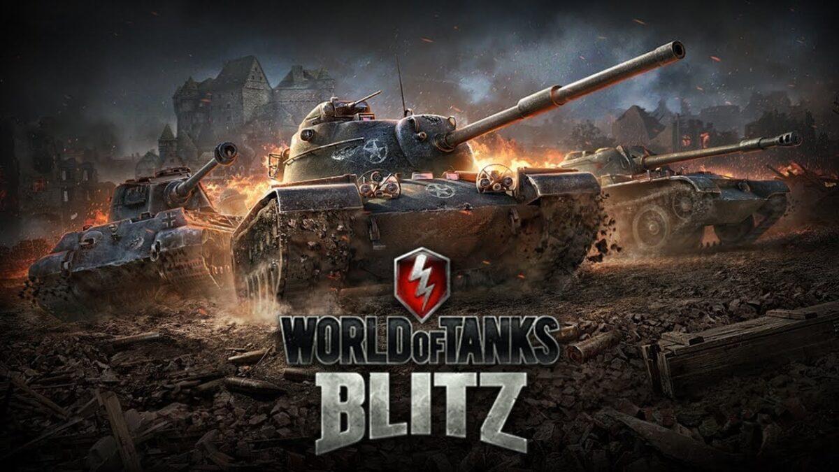 World of Tanks Blitz MMO PC Version Full Game Free Download