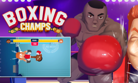 Boxing Champs PC Full Version Free Download