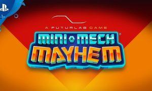 Mini Mech Mayhem PC Version Full Game Free Download