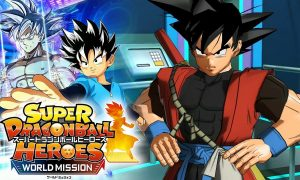 Super Dragon Ball Heroes World Mission Nintendo Switch Full Version Free Download