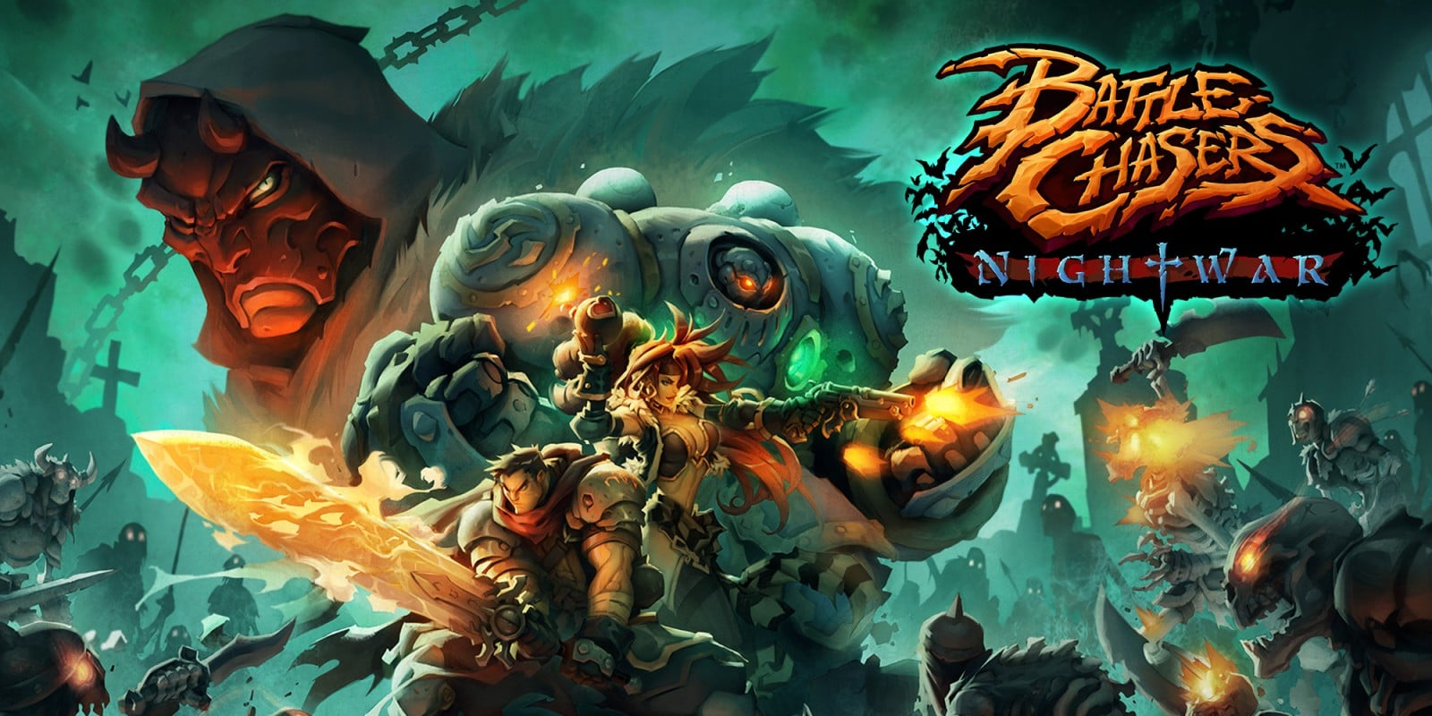 Battle Chasers Nightwar Mobile Android Full WORKING Mod APK Free