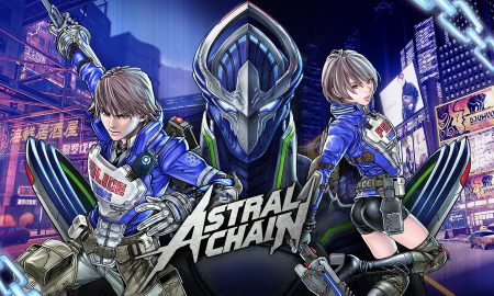 Astral Chain Nintendo Switch Version Full Game Free Download 2019