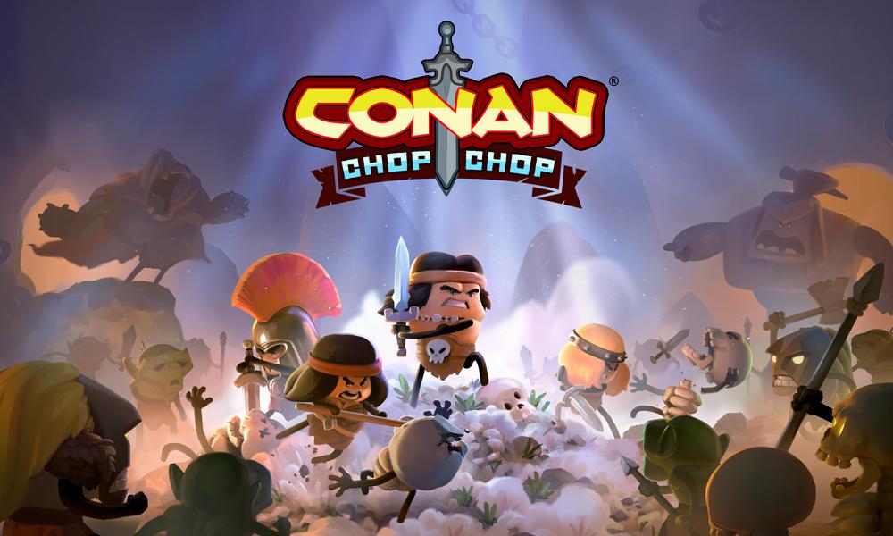 Conan Chop Chop PC Version Full Game Free Download 2019