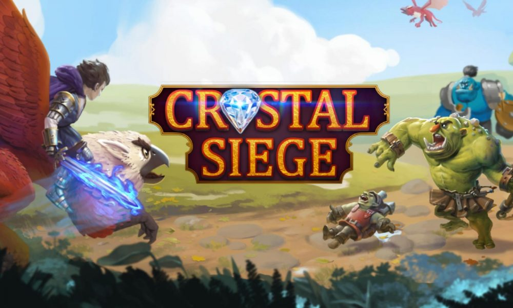 Crystal Defense PC Version Full Game Free Download 2019