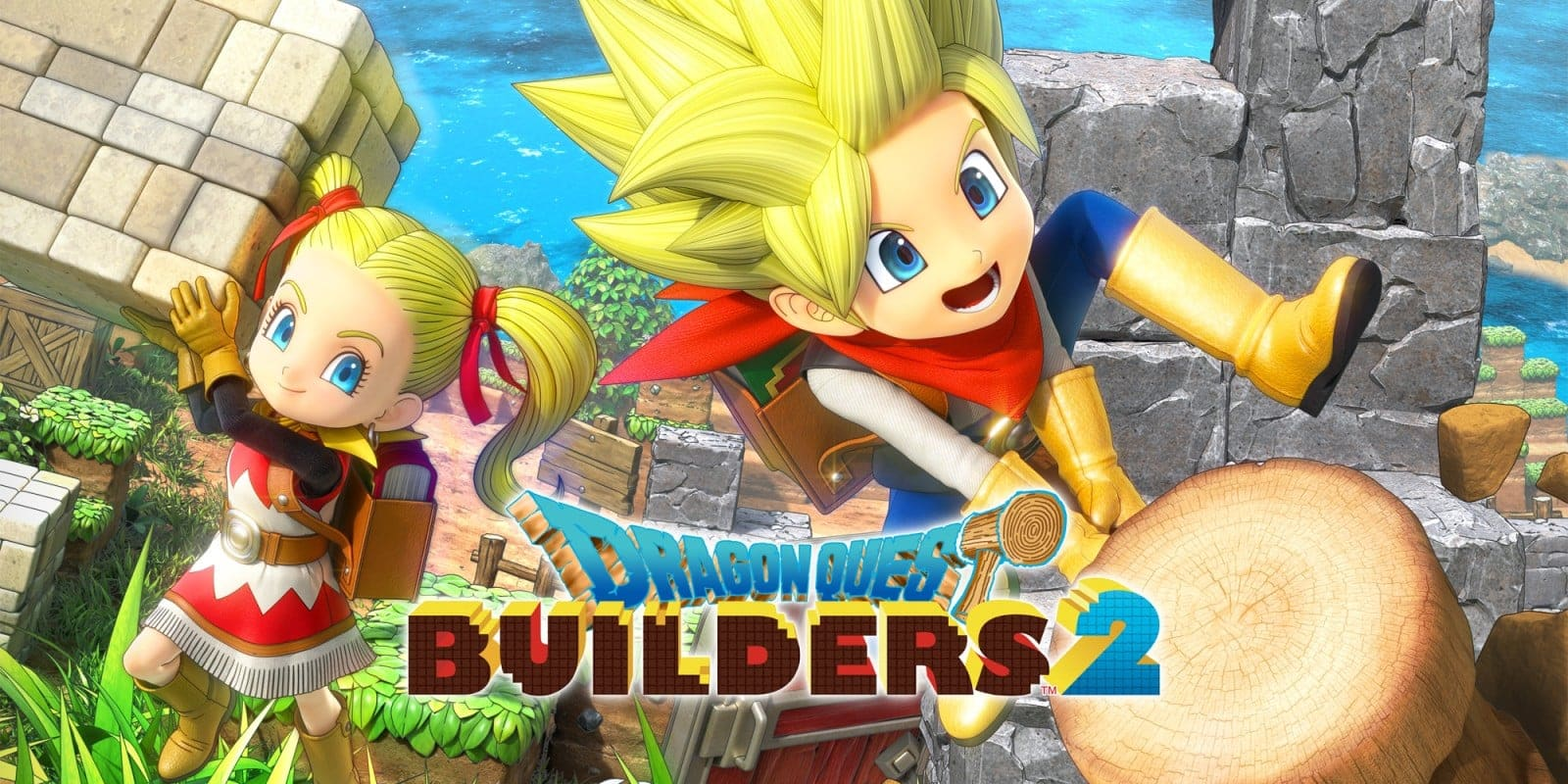Dragon Quest Builders 2 PC Version Full Game Free Download