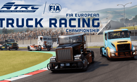 FIA European Truck Racing Championship PC Version Full Game Free Download