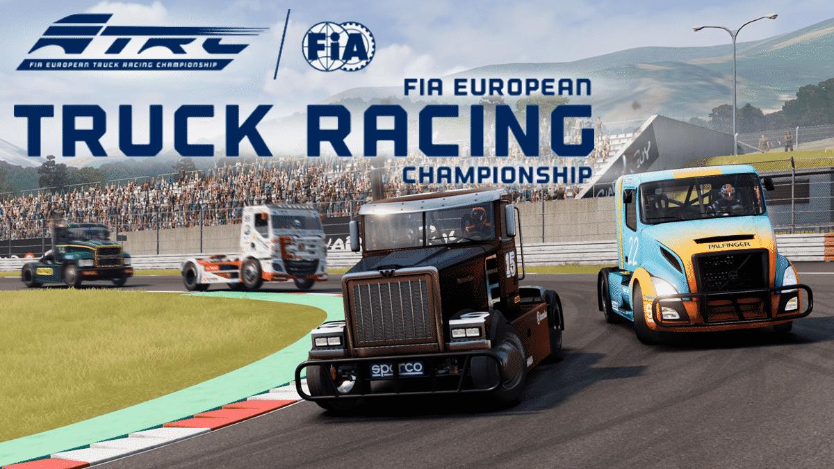 FIA European Truck Racing Championship PC Version Full Game Free Download