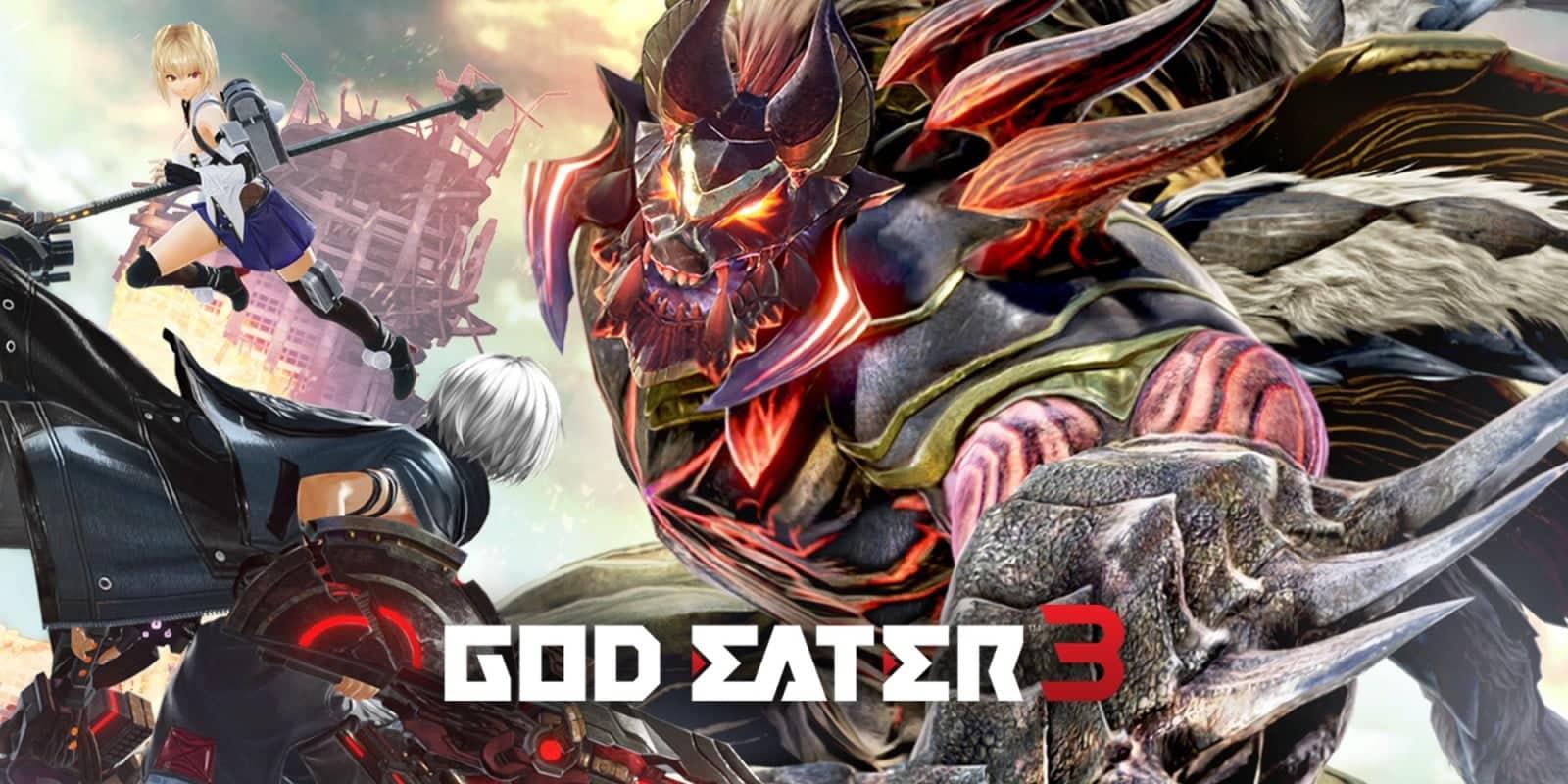 GOD EATER 3 PC Version Full Game Free Download