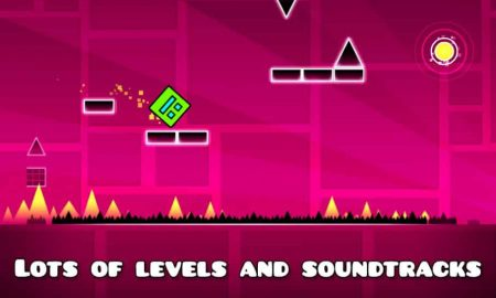 Geometry Dash Mobile Android Full WORKING Game Mod APK Free Download 2019