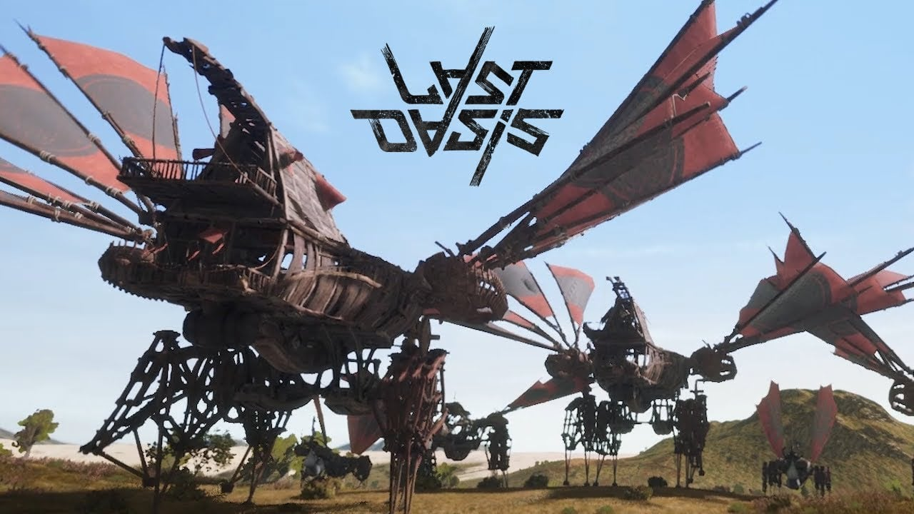 Last oasis pc download