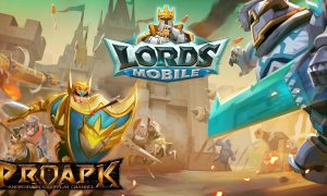 Lords Mobile Android Full WORKING Game Mod APK Free Download
