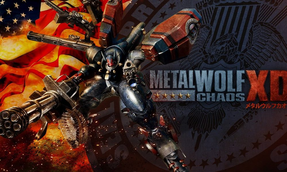Metal Wolf Chaos XD Xbox One Version Full Game Free Download 2019