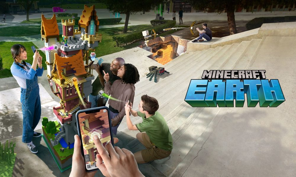 Minecraft Earth Mobile Android Full WORKING Game Mod APK Free Download 2019