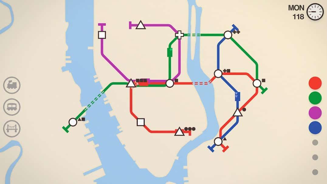 Mini Metro Mobile iOS Full WORKING Game Mod Free Download