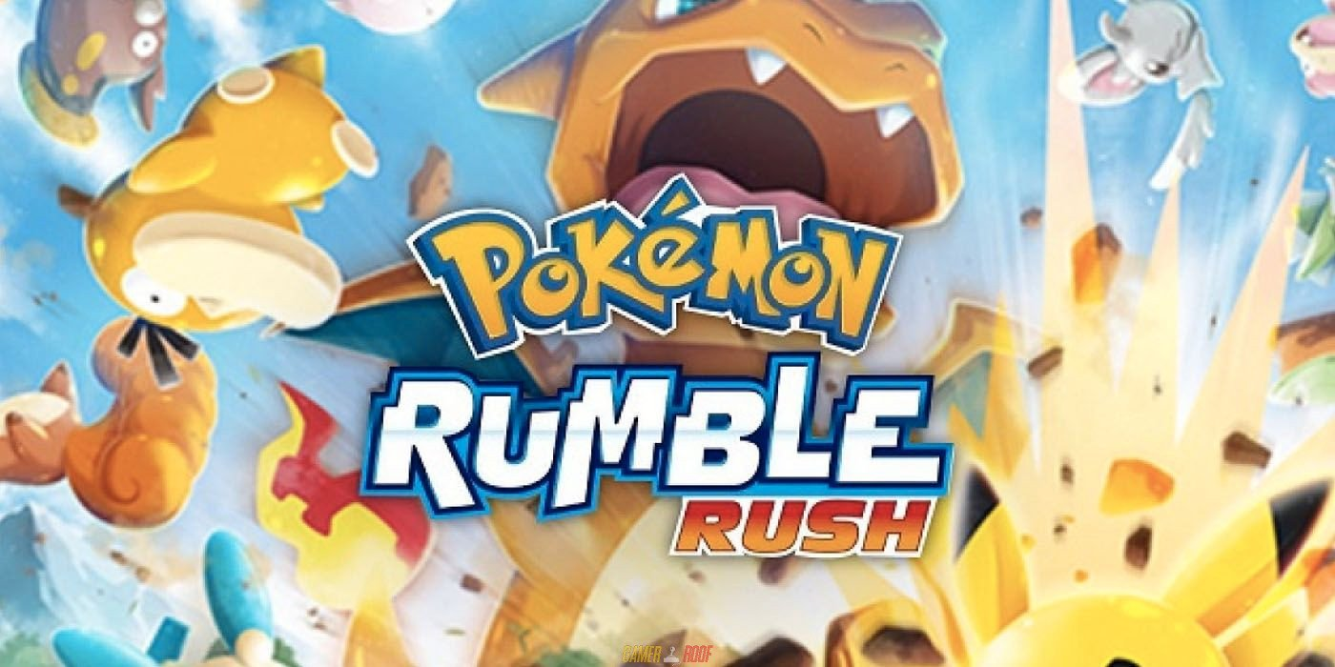 Pokémon Rumble Rush Mobile iOS Full WORKING Game Mod Free Download