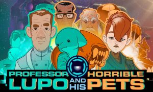 Professor Lupo and his Horrible Pets PC Version Full Game Free Download