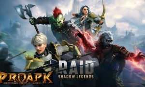 RAID Shadow Legends Mobile Android Full WORKING Game Mod APK Free Download
