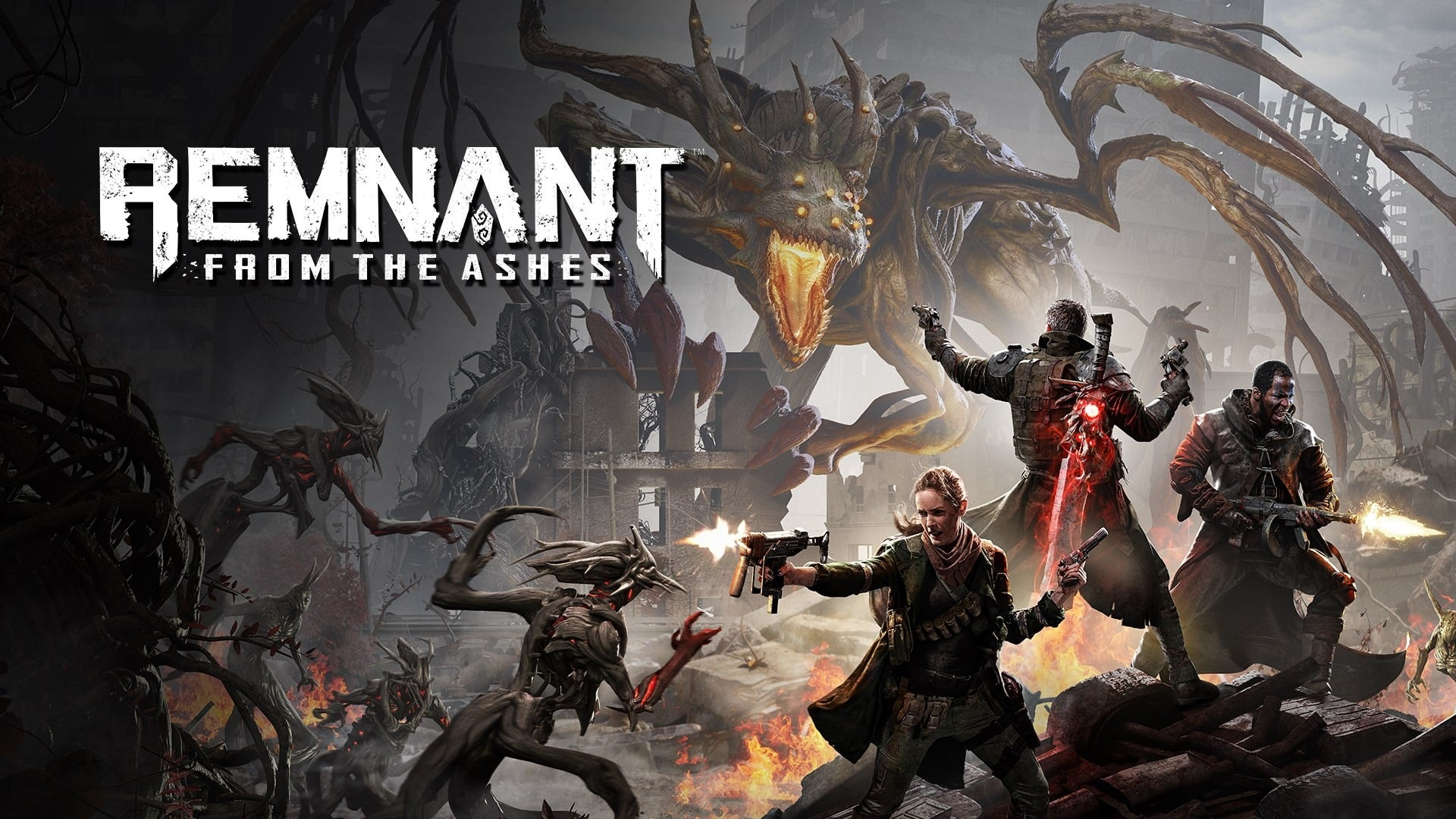 Remnant From the Ashes PS4 Version Full Game Free Download 2019