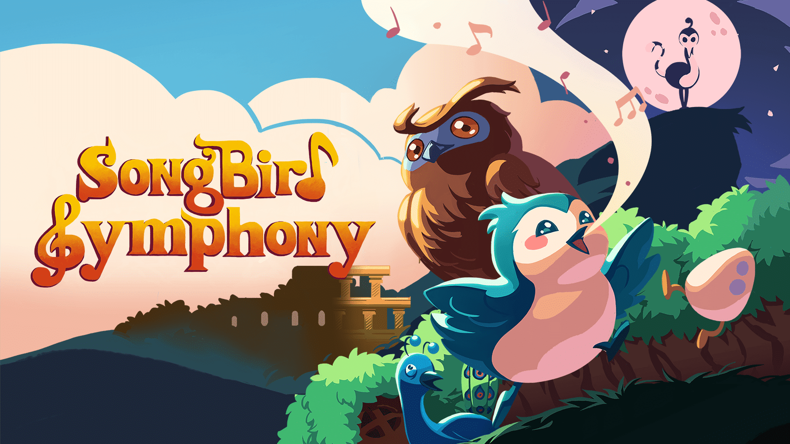 Songbird Symphony PC Version Full Game Free Download 2019