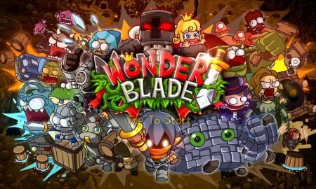Wonder Blade PC Version Full Game Free Download