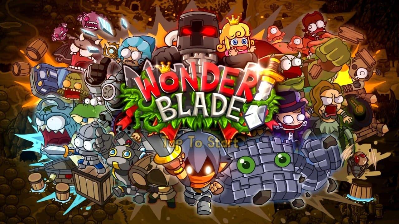 Wonder Blade PC Version Full Game Free Download