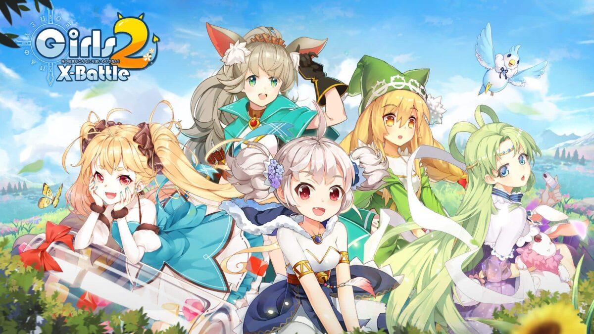 Girls X Battle 2 Mobile iOS Full WORKING Game Mod Free Download - GF