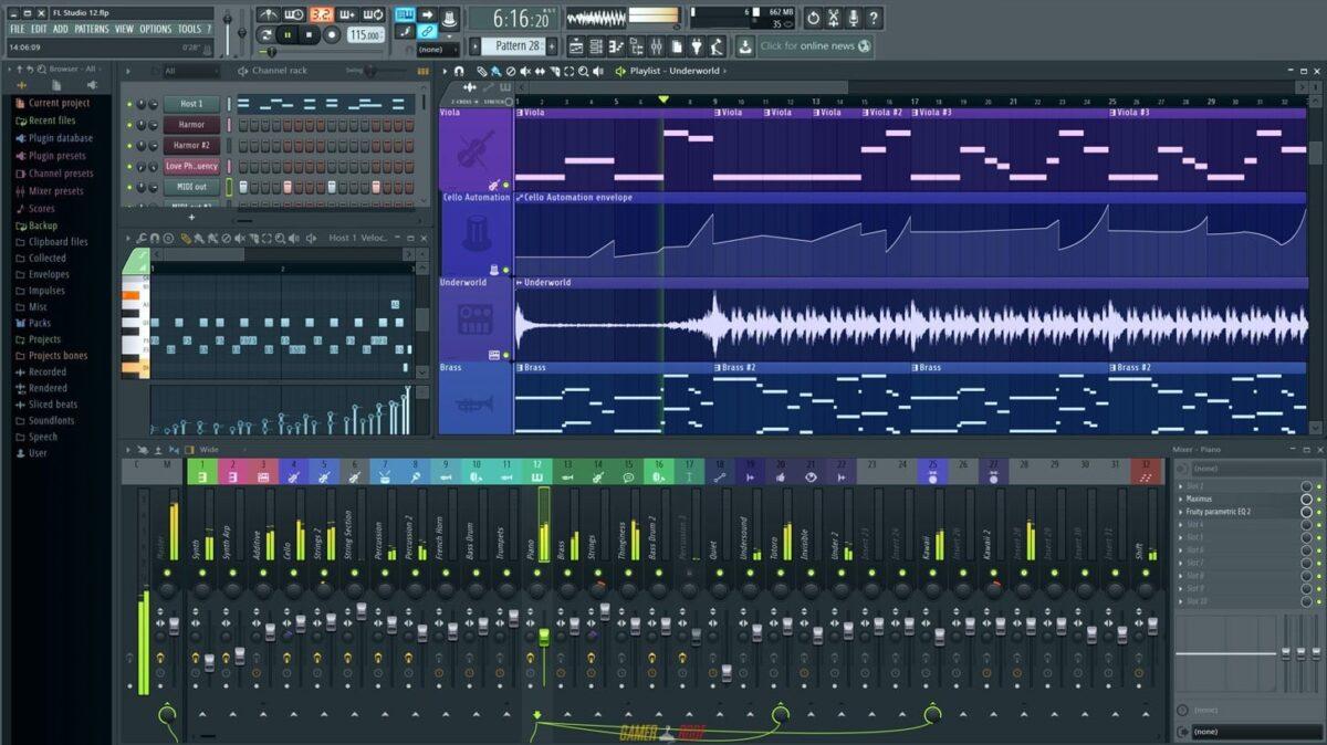 Get Latest FL Studio 20 5 1 1193 [Update] Install Now · FrontLine Gaming