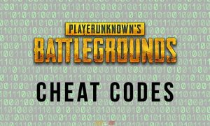 PUBG Cheat Codes