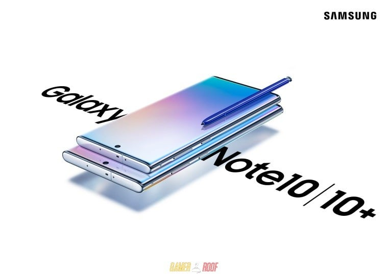 Samsung publicizes Galaxy Note10 · FrontLine Gaming