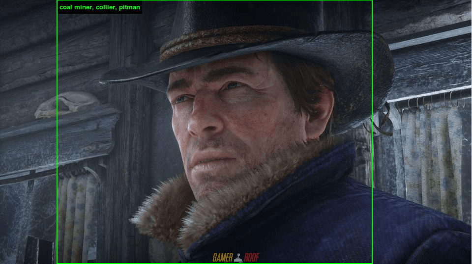 Arthur Morgan - Coal miner