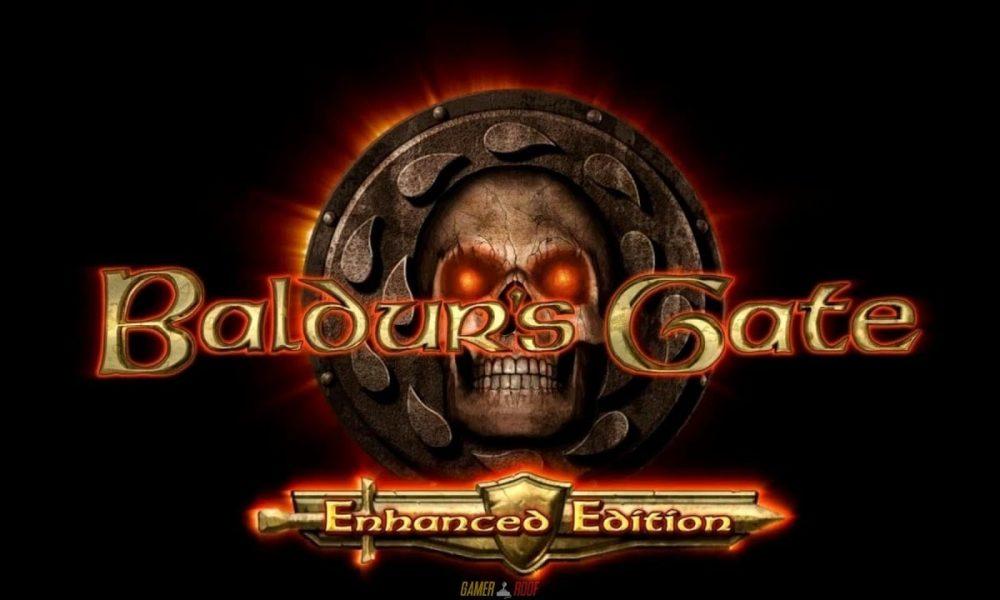 Baldurs Gate Enhanced Edition Nintendo Switch Version Review Full Game Free Download 2019