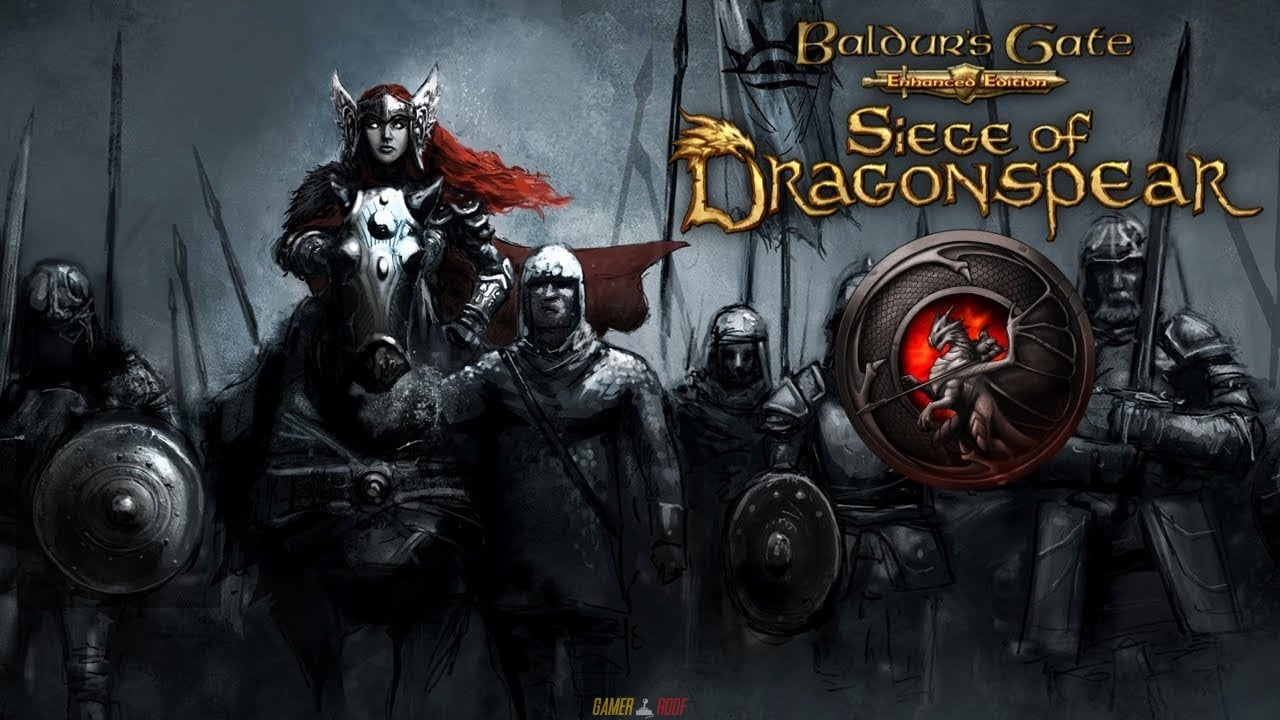 Baldurs Gate Siege Of Dragonspear Ps4 Version Review Full