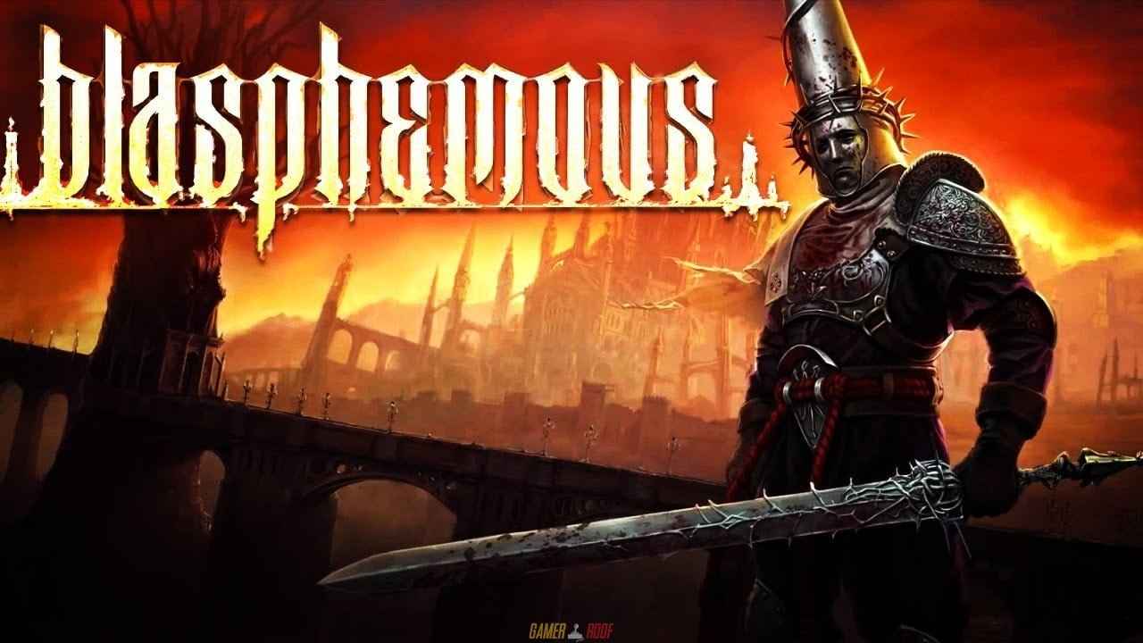 Blasphemous PS4 Version Full Game Free Download 2019