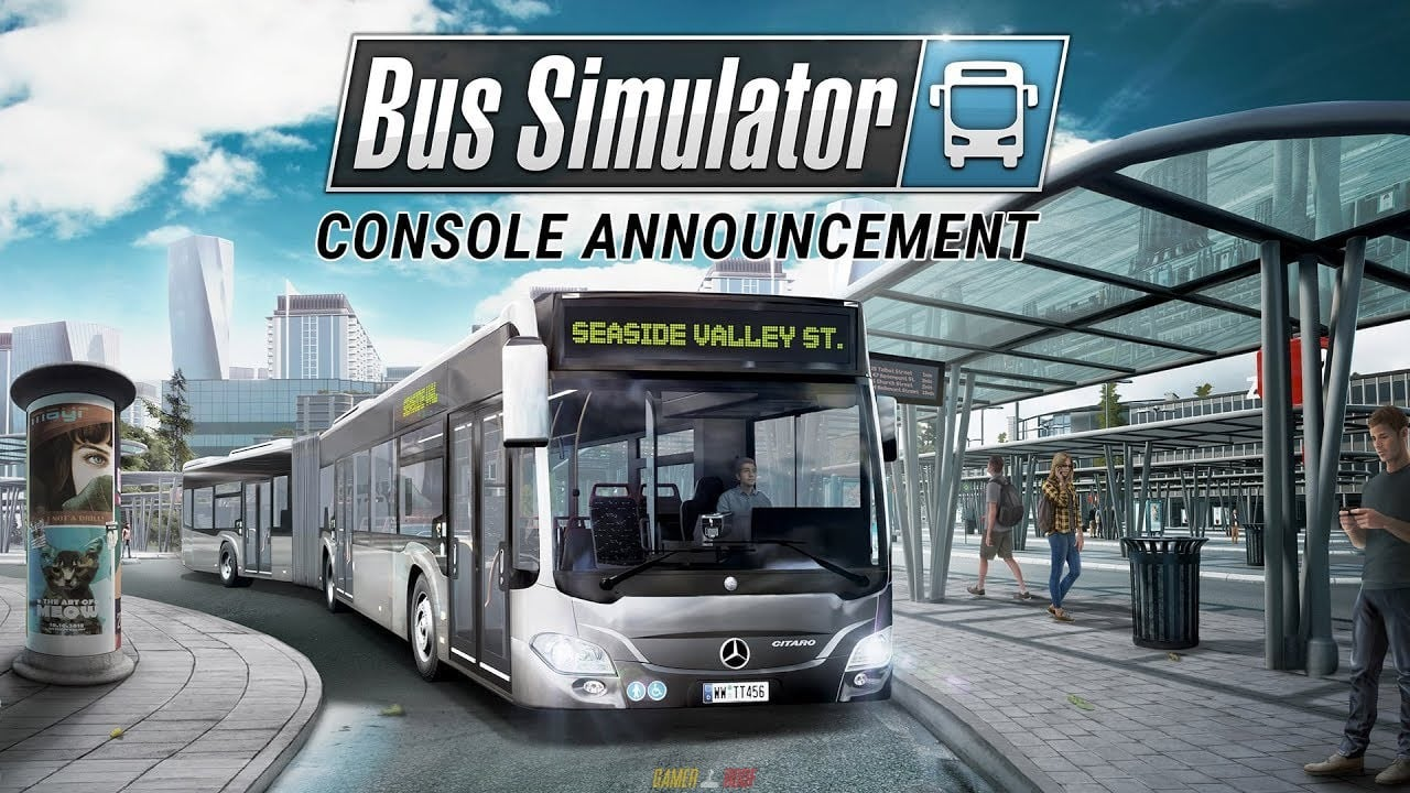 Bus simulator xbox one version full game free download 2019.