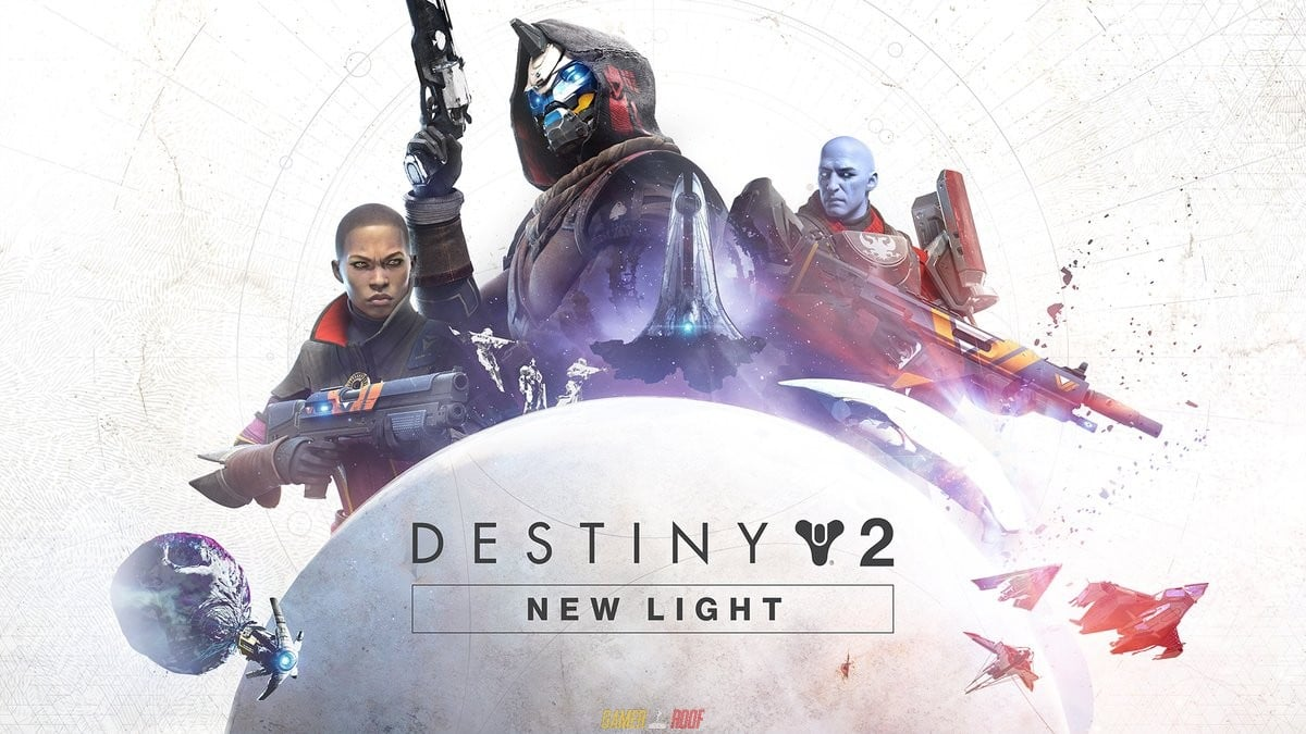 Destiny 2 New Light PS4 Version Full Game Free Download 2019