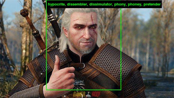 Geralt - Hypocrite, Counterfeiters, Pretenders