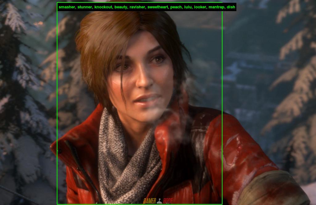 Lara Croft - Very attractive, beautiful, affectionate, sorcerer, lulu, male trapper
