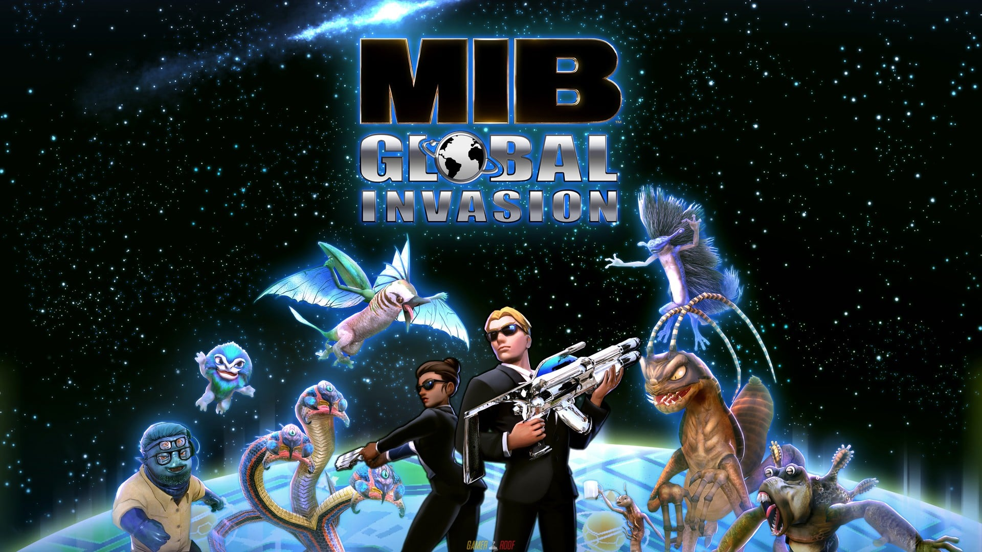 Men in Black Global Invasion Mobile Android Review Full