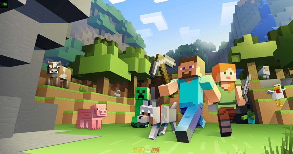 Minecraft - Life
