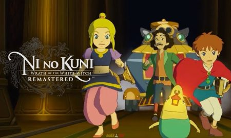 Ni No Kuni Remastered Wrath of the White Witch PC Version Review Full Game Free Download 2019