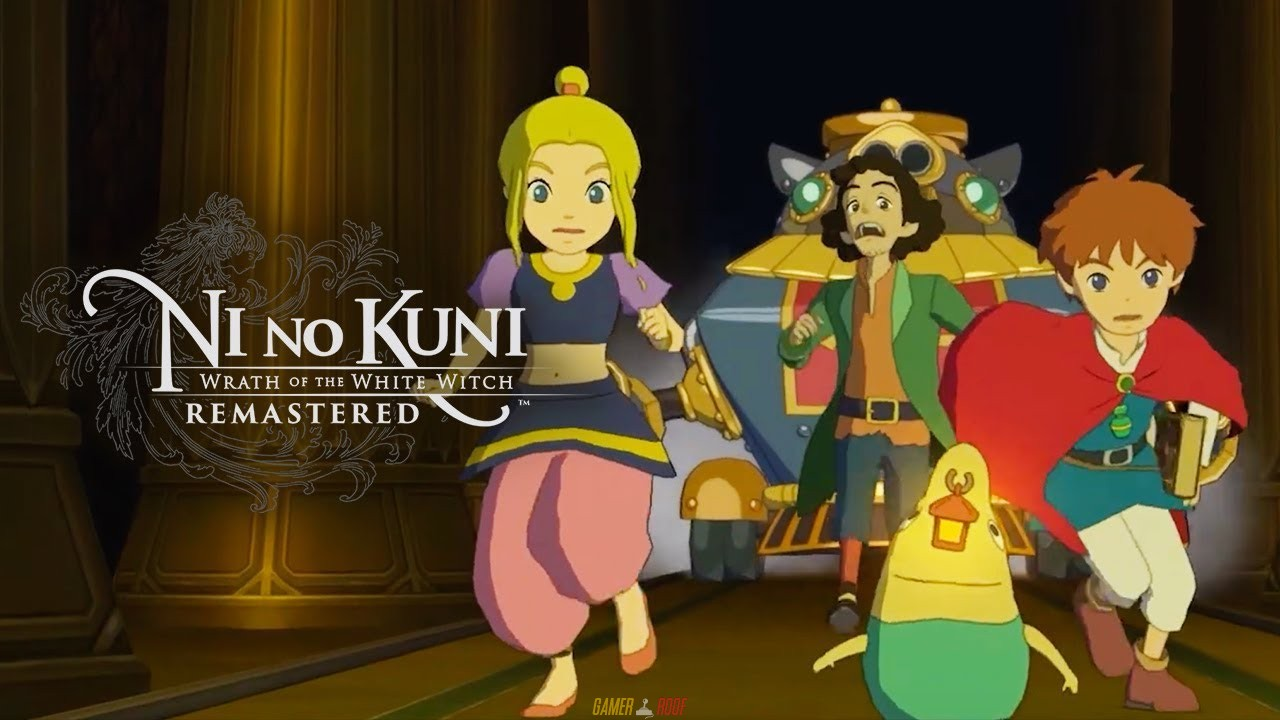 Ni No Kuni Remastered Wrath of the White Witch Xbox One