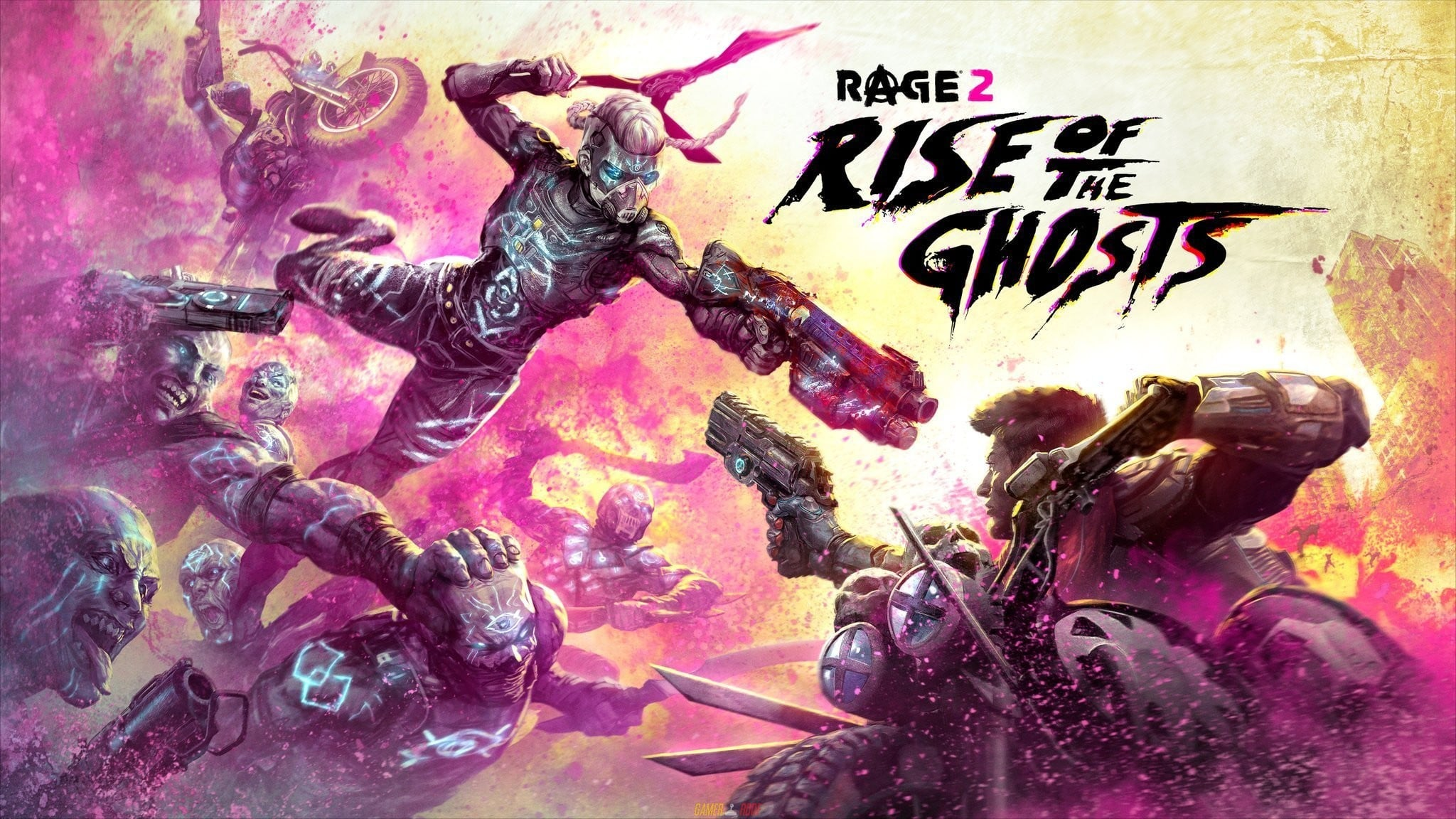 RAGE 2 Rise of the Ghosts PC Version Full Game Free Download