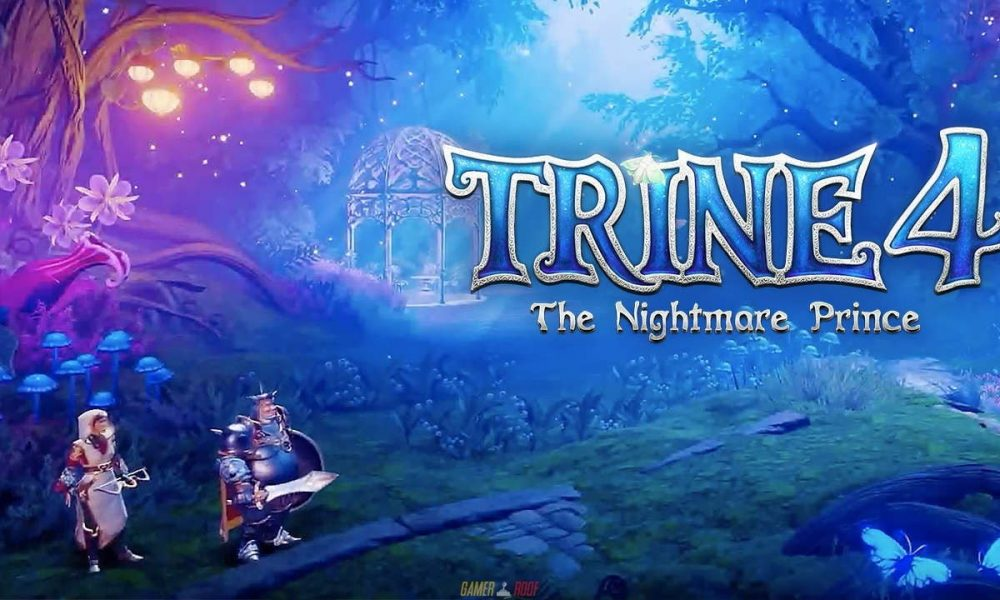 Trine 4 The Nightmare Prince PC Version Review Full Game Free Download 2019