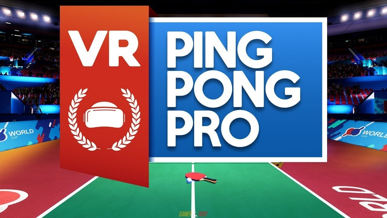 VR Ping Pong Pro PC Version Review Full Game Free Download 2019