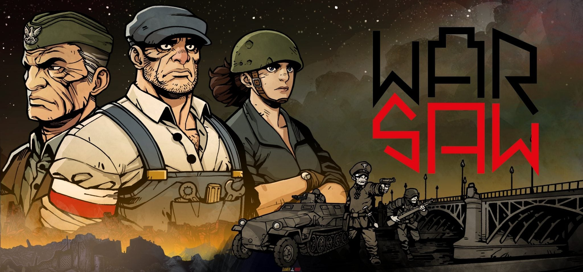 WARSAW PC Version Review Full Game Free Download 2019