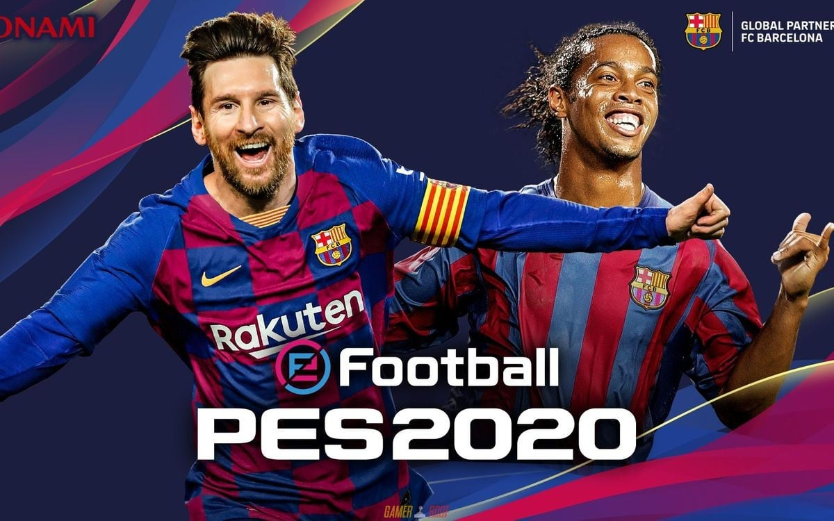 eFootball Pro Evolution Soccer 2020 Xbox One Version Full
