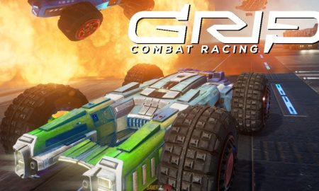 GRIP Combat Racing Rollers vs AirBlades Ultimate Edition PC Full Version Free Download Best New Game